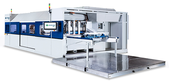 digital printer for corrugated surfaces