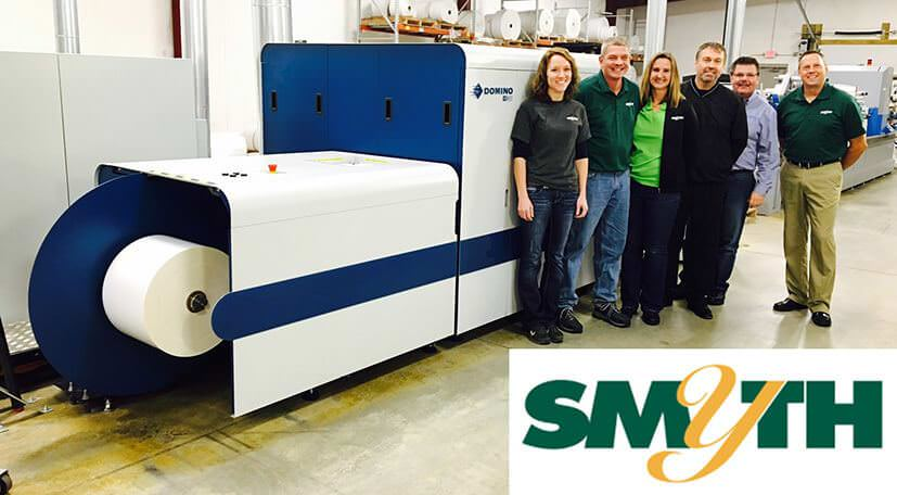 Smyth Video Digital Printing Solutions From Dominion Industrial Printing